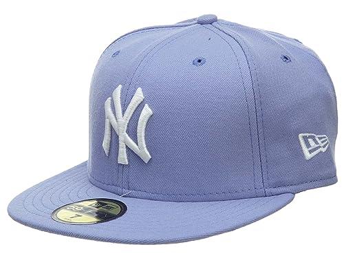 New Era New York Yankees - Gorro Ajustado para Hombre, Estilo NY ...