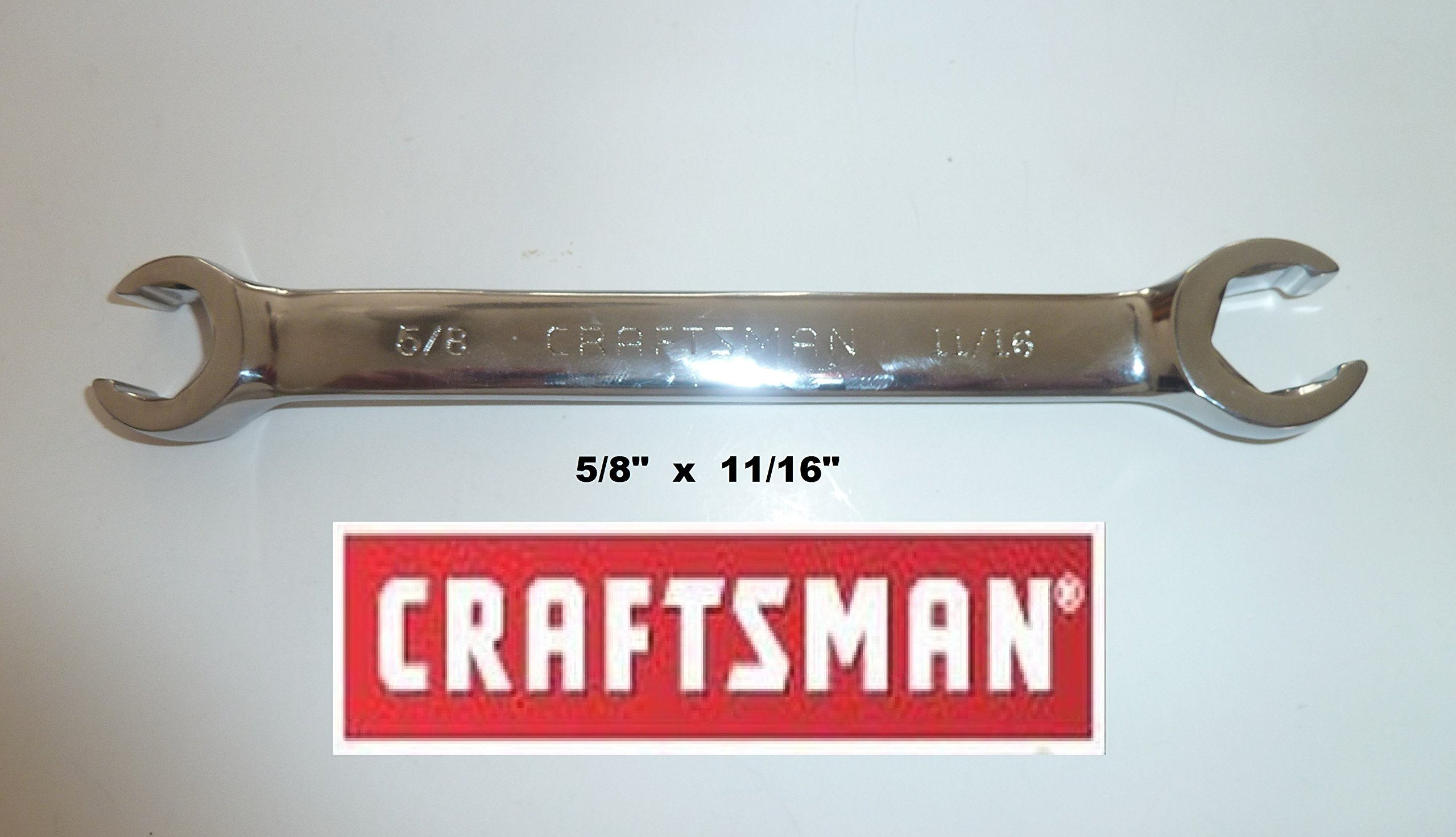 Flare-Nut Wrench 5/8'' x 11/16''