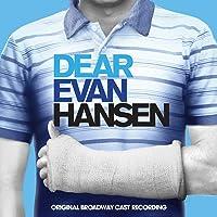 Dear Evan Hansen O.B.C.2Lpblue Vinyldl Card