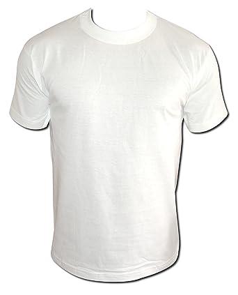 Blusen, Tops & Shirts Weiß Tshirt M Kragen