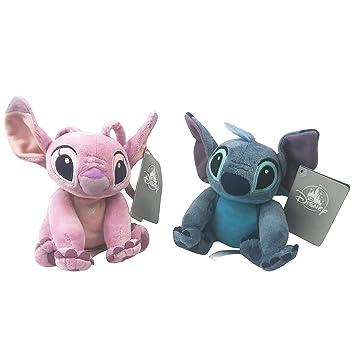 Price Toys Disney Stitch y Angel Soft Conjunto de Juguete de Lilo y Stitch - Mini
