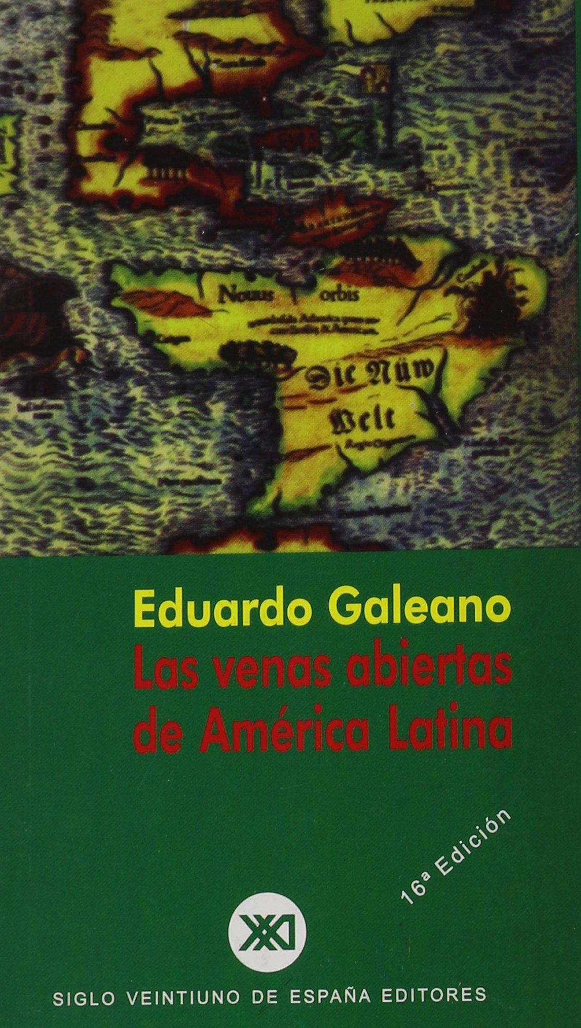 Las venas abiertas de América Latina Biblioteca Eduardo Galeano: Amazon.es: Galeano, Eduardo H., El Cubri: Libros