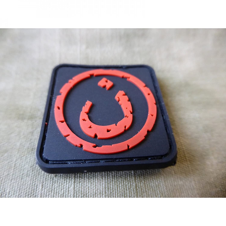 fullcolor 3D Rubber Patch JTG nazarene Patch
