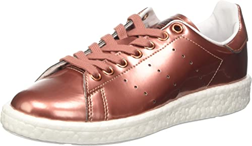 adidas Stan Smith Boost, Sneaker Bas Cou Femme