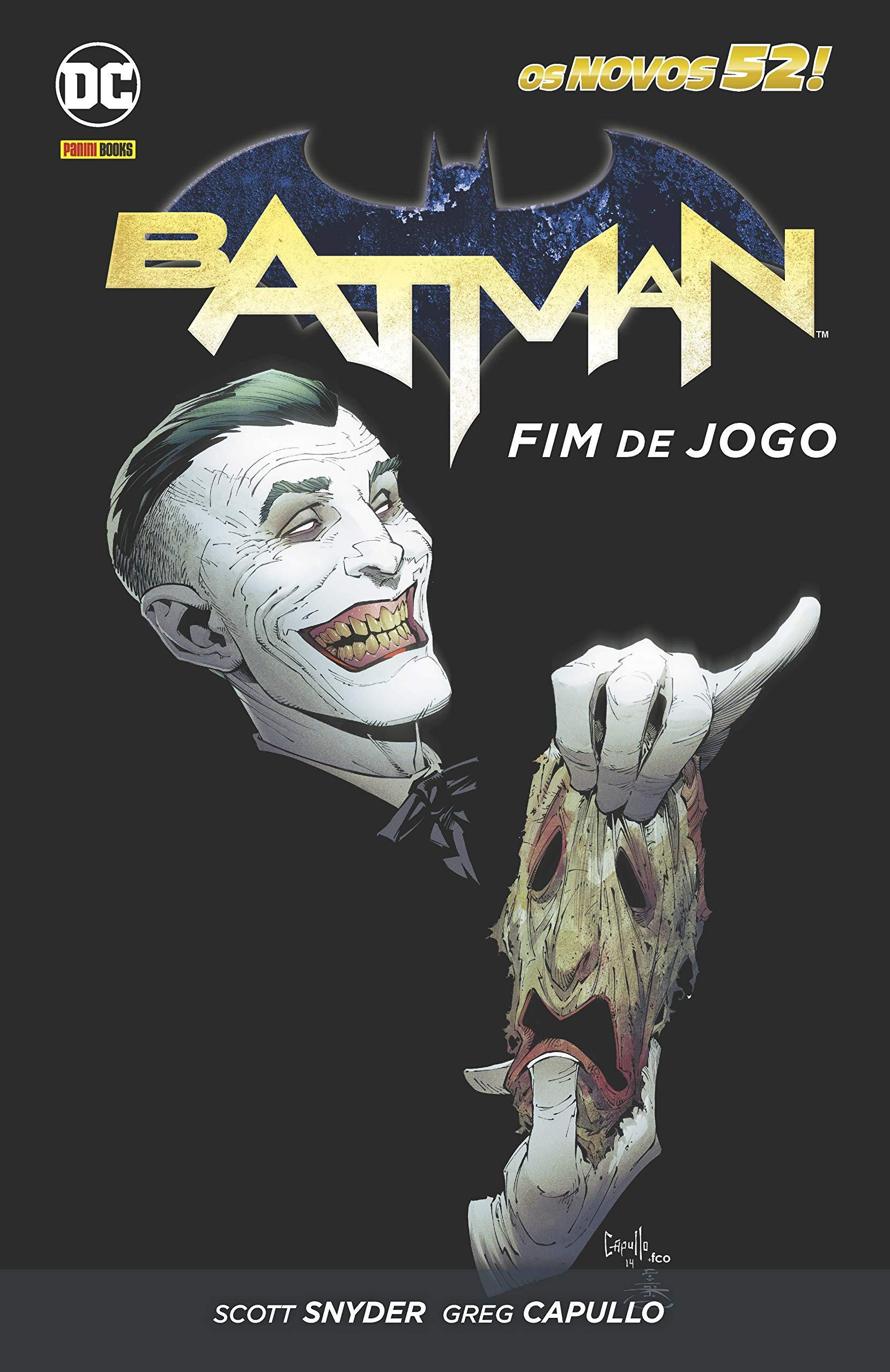 Batman. Fim de Jogo