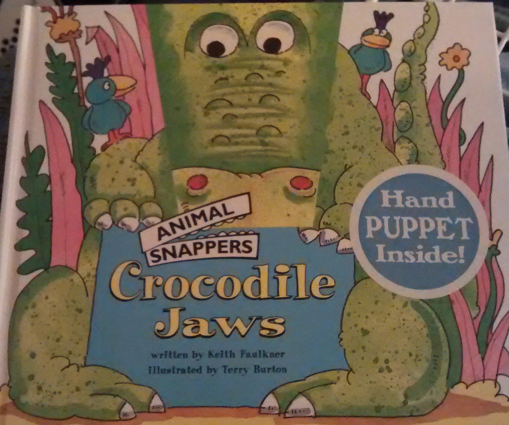 Crocodile Jaws (Animal Snappers)