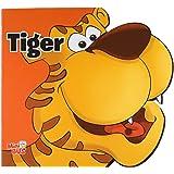 Tiger: Cutout Board Book