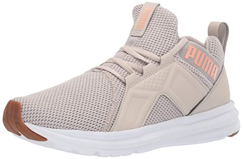 Sweet Savings on PUMA Women's ENZO BETA Sneaker, Black White
