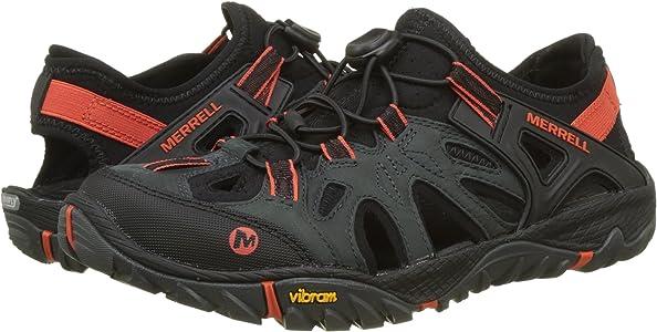 zapatos merrell vibram hombre activ