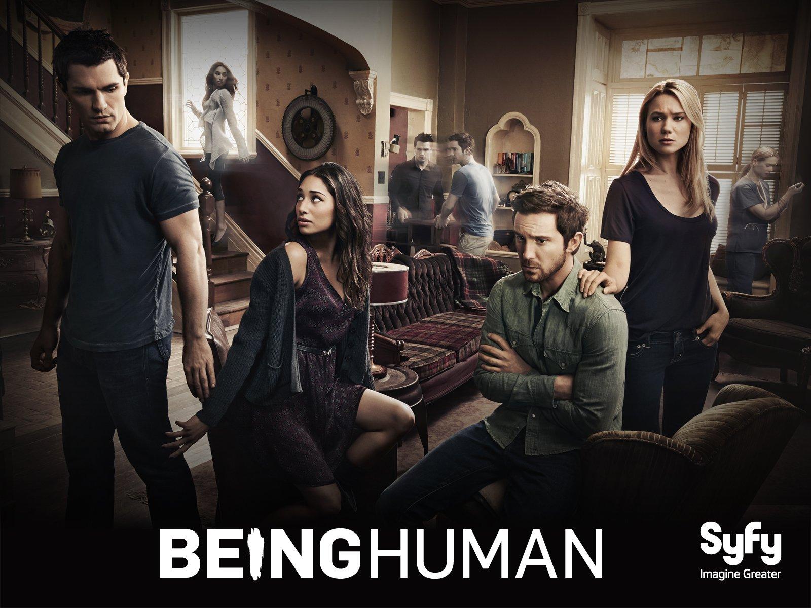 Amazon com: Watch Being Human (U S ) Season 4 | Prime Video