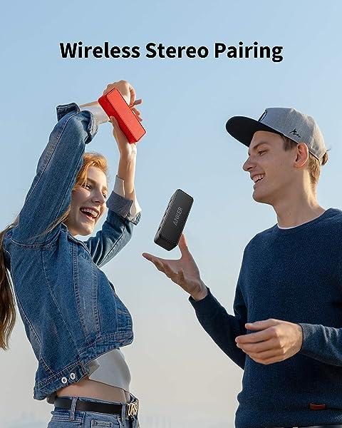 Wireless Stereo Pairing
