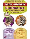 FullMarks Kit Tratamiento Antipiojos con Loción - 100 ml y Champú 150 ml