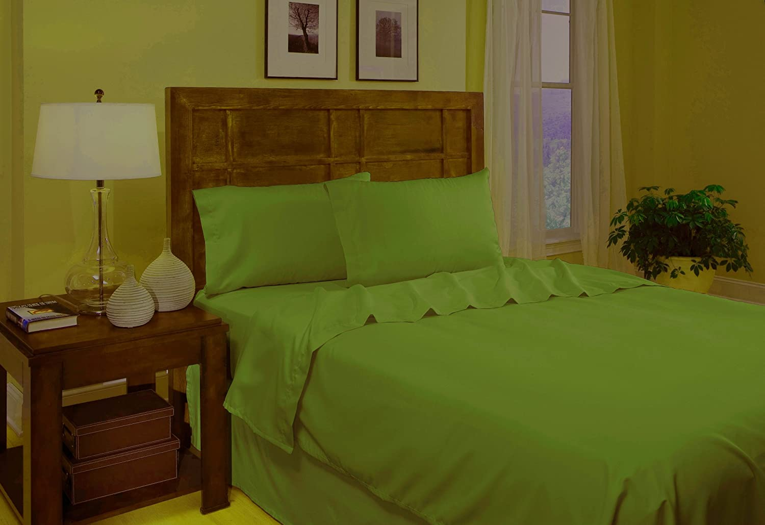 Lime Green Comforter Bedding Ease Bedding With Style