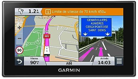 Garmin Camper 660LMT-D EU - Navegador GPS para caravanas