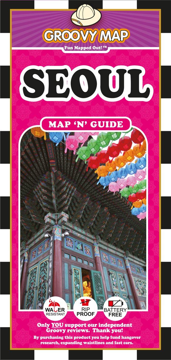 groovy map 'n' guide seoul () aaron frankel scott coates  - groovy map 'n' guide seoul () aaron frankel scott coates groovy map amazoncom books