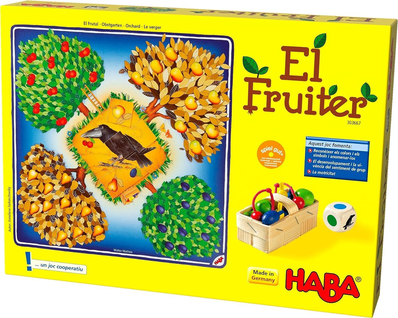 HABA-El Fruiter (303667): Amazon.es: Juguetes y juegos