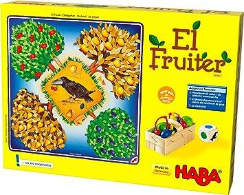 Haba El Fruiter 303667 Amazon Es Juguetes Y Juegos