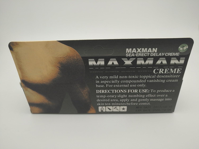 MAXMAN herbal male Penis Enlargement Cream Sex Delay Creme For Men Enlarge  penis erection gel