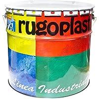 Rugoplast - Pintura esmalte sintético industrial económico (hierro