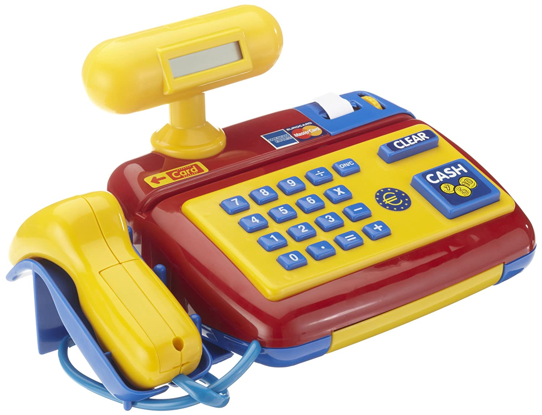 Kaufladen Kasse mit Scanner - Theo Klein 9330 elektronische Kasse mit Scanner