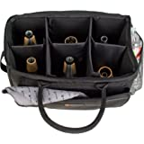 Protec Pro Tec M404 Trumpet Multiple Mute Bag with Modular Walls,Black