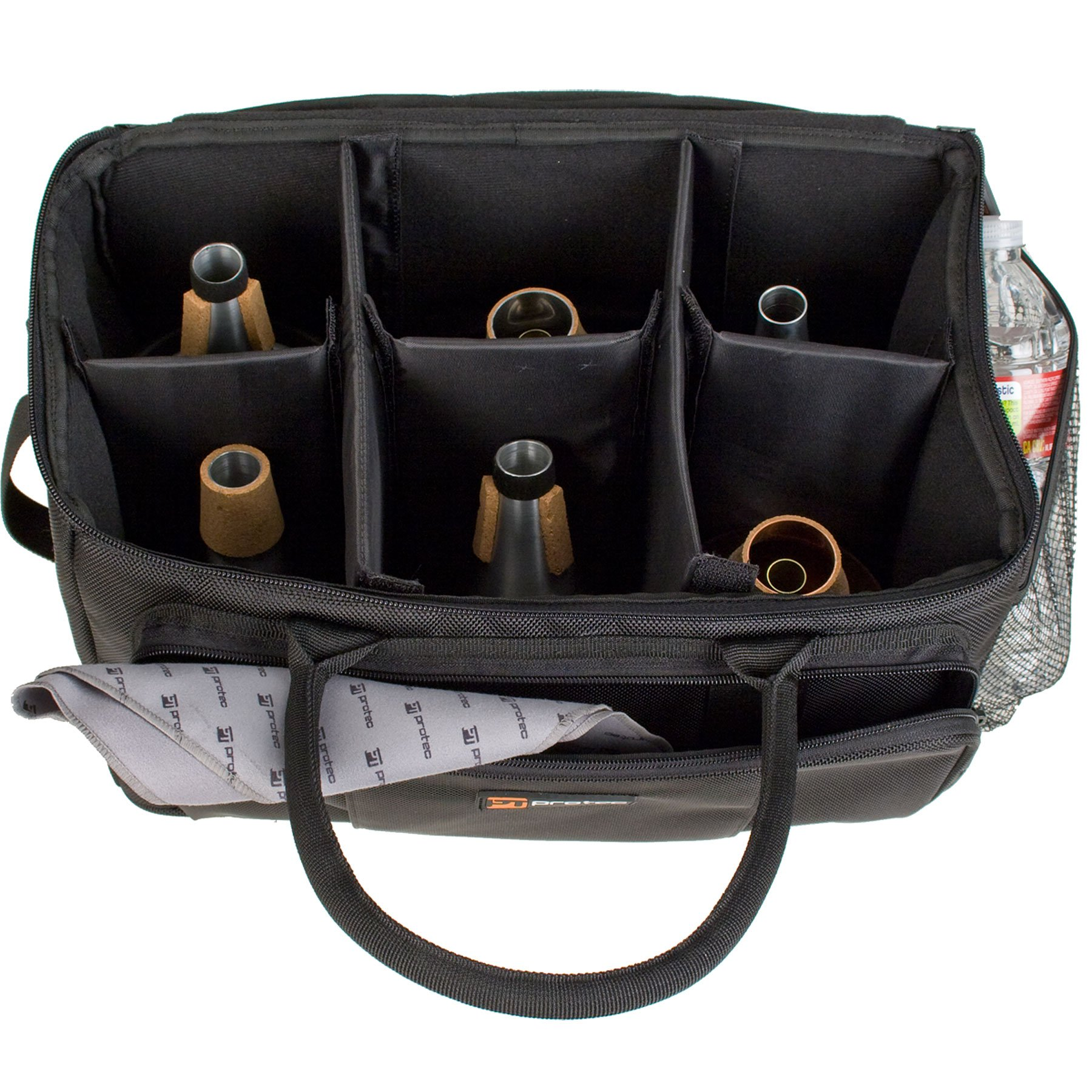 a914acc85113 Pro Tec M404 Trumpet Multiple Mute Bag with Modular Walls product image