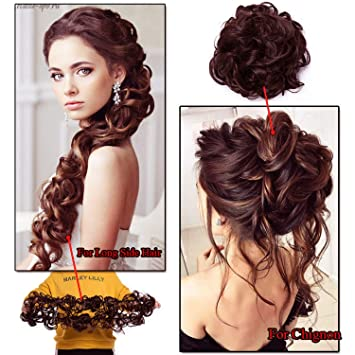 Boxo Wedding And Party Wear Hair Styling Ponytail Hair
