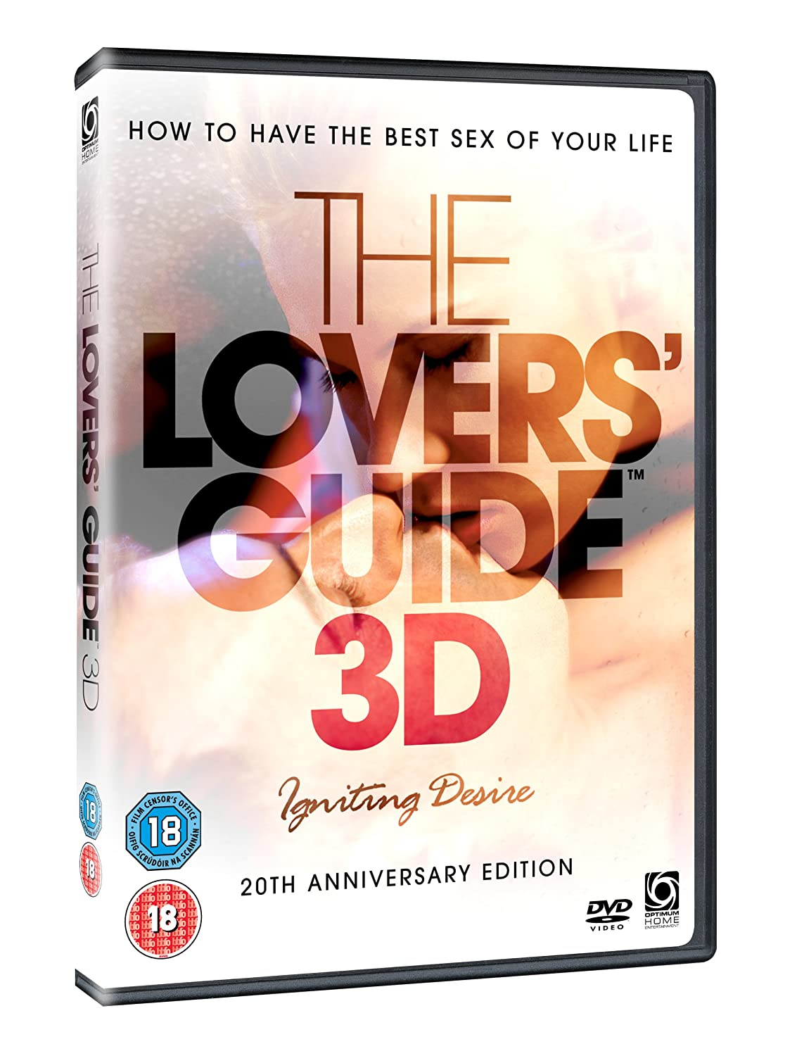 The Lovers' Guide 3D - Igniting Desire [DVD]: Amazon.co.uk: Gemma Bissix,  Jeremy Edwards: DVD & Blu-ray