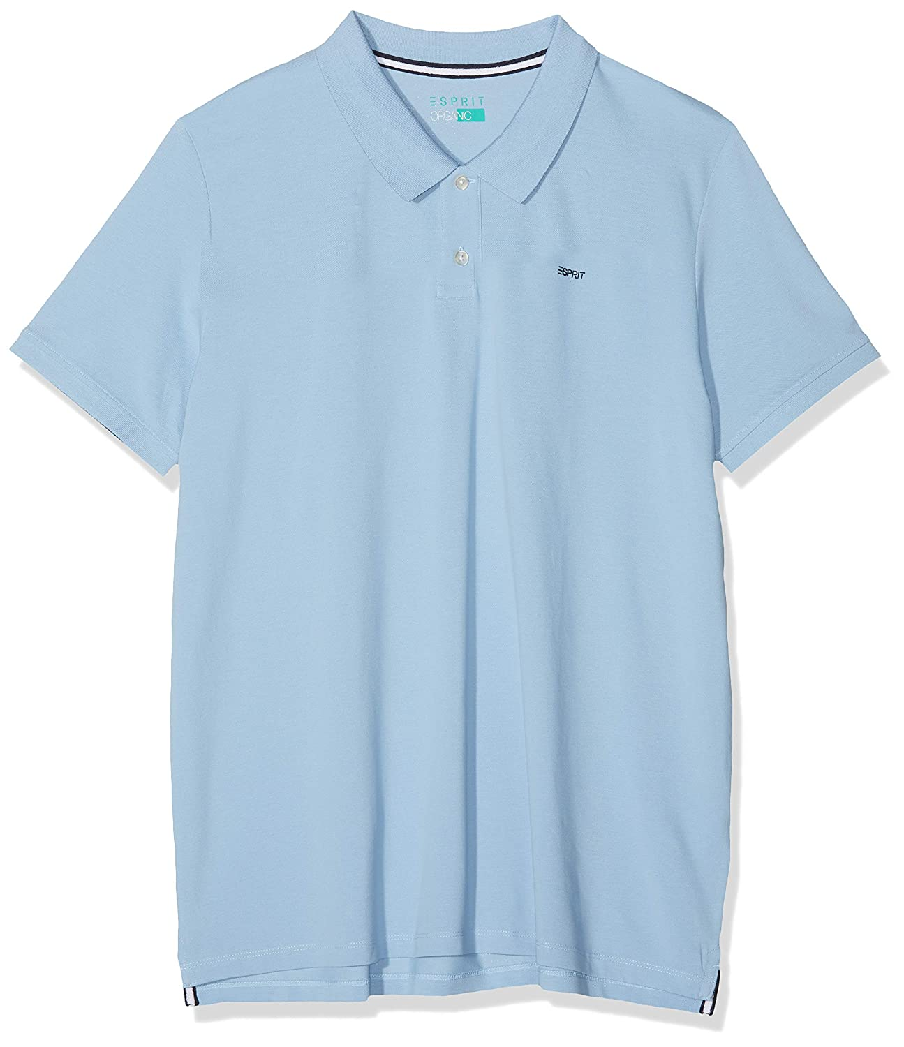 Esprit 069ee2k041 Polo, Azul (Light Blue 440), XXXX-Large para ...
