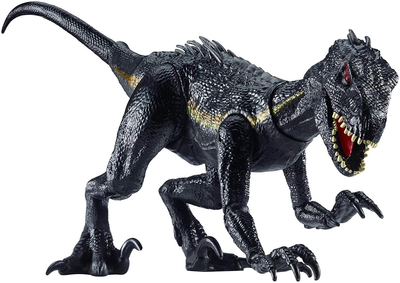 Jurassic World Spring Villain Dino Figure Mattel FVW27