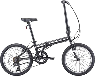ZiZZO Campo Folding Bike