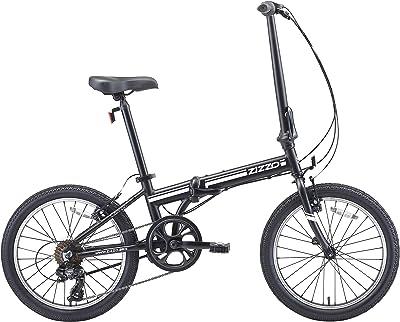 ZiZZO Campo Folding Bike Image