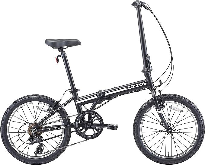 EuroMini Folding-Bicycles EuroMini ZiZZO Campo 2019