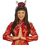 WIDMANN c6366–La Chine Girl perruque pour femme