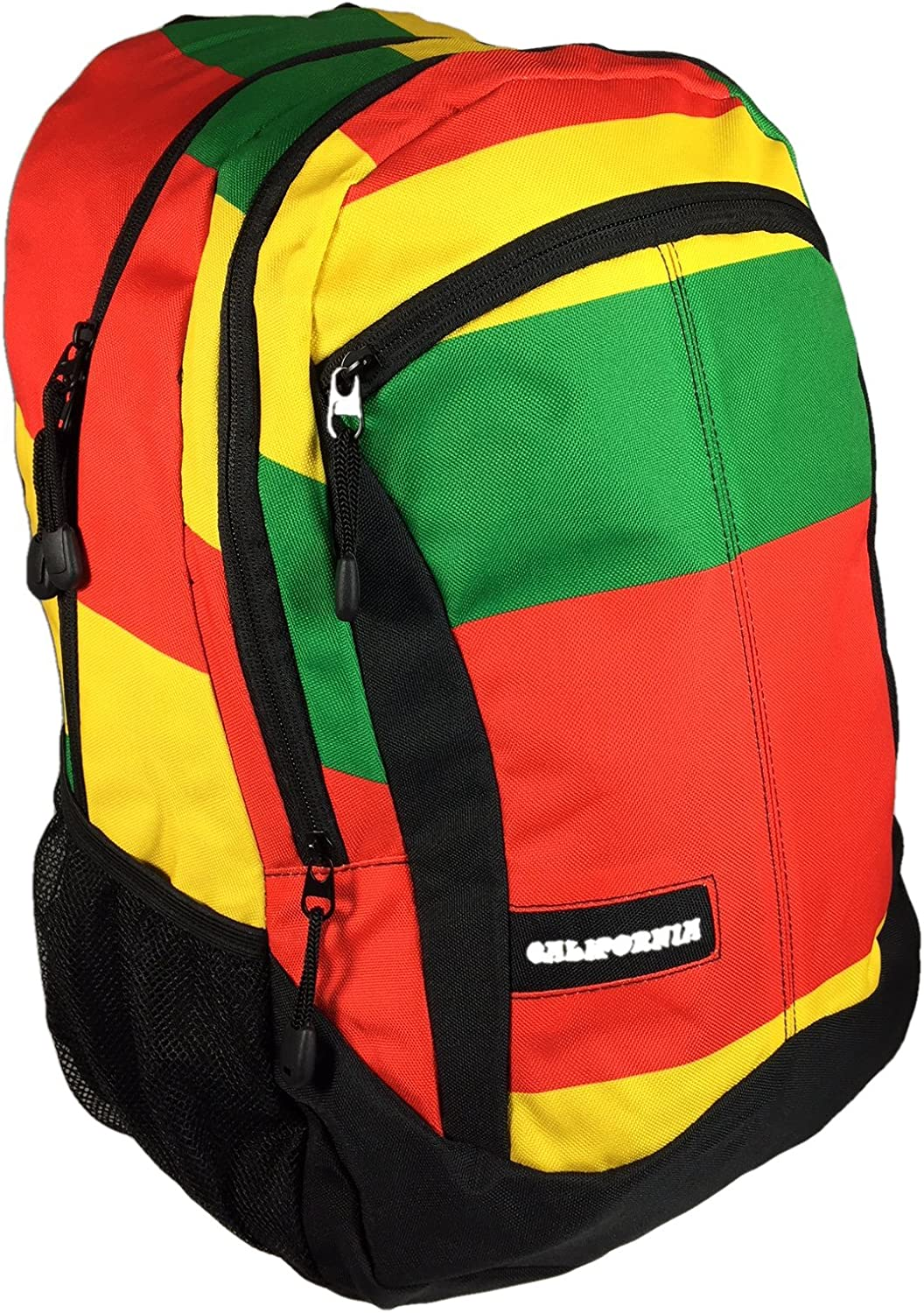 HBCali California Rasta Backpack