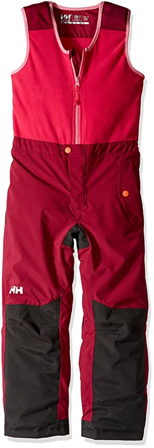 11332d20a Amazon.com  Helly Hansen Kid s Powder Snow Winter Bib Pant  Clothing