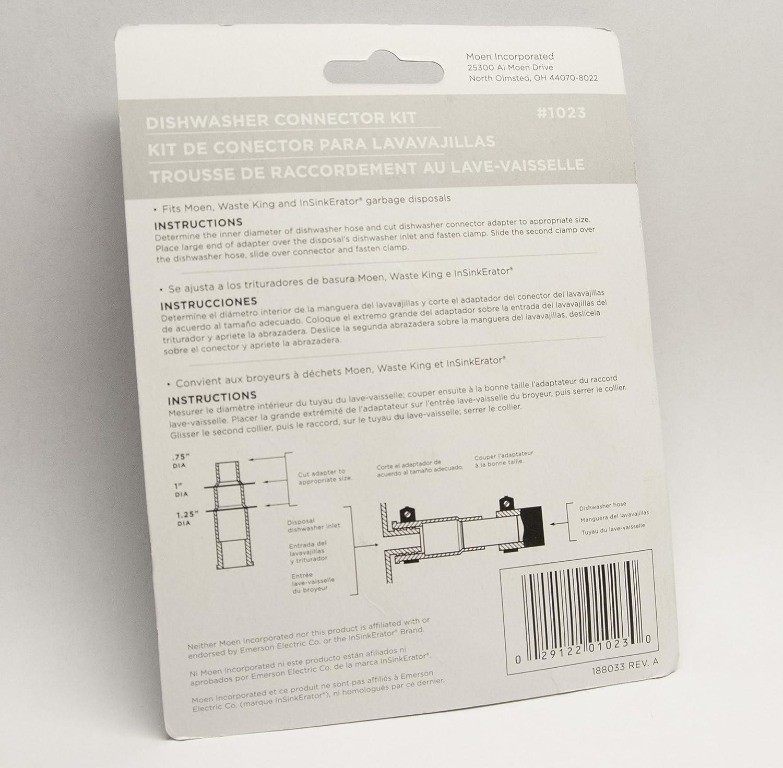 Amazon.com: Waste King 1023 - Juego de conectores para ...