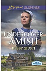 Undercover Amish (Amish Protectors) Kindle Edition