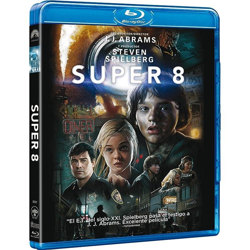 Super 8 (Referencia 1 Disco) [Blu-ray]