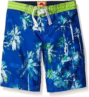 Tommy Bahama Boys Palm Tree Swim Trunks Swim Trunks