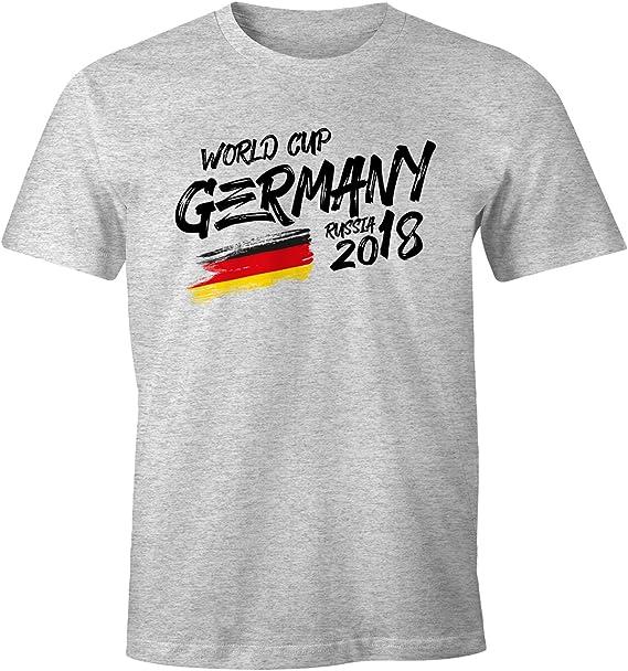 Herren Tank Top Fan-Shirt Deutschland WM 2018 Fußball Weltmeisterschaft