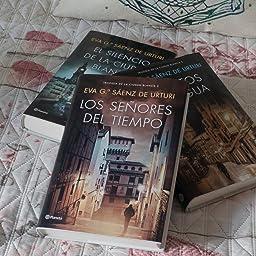 Los Señores del Tiempo (Trilogia De La Ciudad Blanca): Amazon.es ...