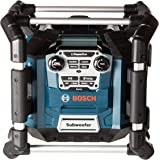 Bosch Bluetooth Power Box Jobsite AM/FM Radio/Charger/Digital Media Stereo PB360C