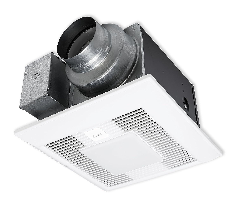 Panasonic Fv 05 11vkl1 Whispergreen Select Fan Light 50 80 110 Cfm Receptacle Wiring Combo