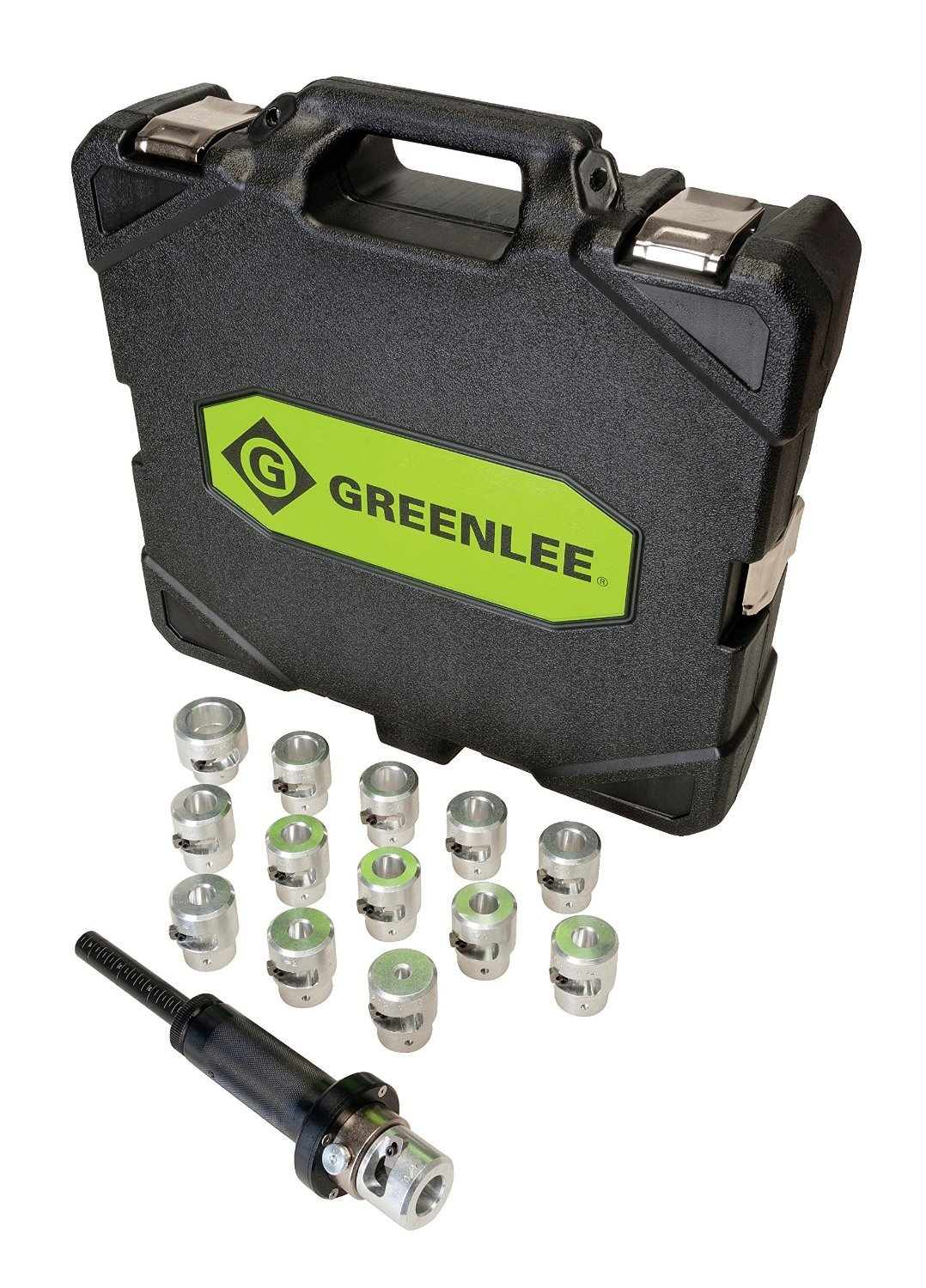 Greenlee GTS-THHN Copper Bushing Kit for the GTS-1930 Saber Cable Stripper