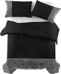 Better Homes & Gardens Stripe Tufted Twin/ TwinXL Comforter Bedding Set