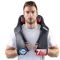 Klopfy nekmassageapparaat Donnerberg München klopmassageapparaat voor shiatsu en klopmassage 4D – Massageapparaat met…