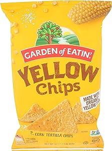 Garden of Eatin' Yellow Corn Tortilla Chips, 16 oz. (Packaging May Vary)