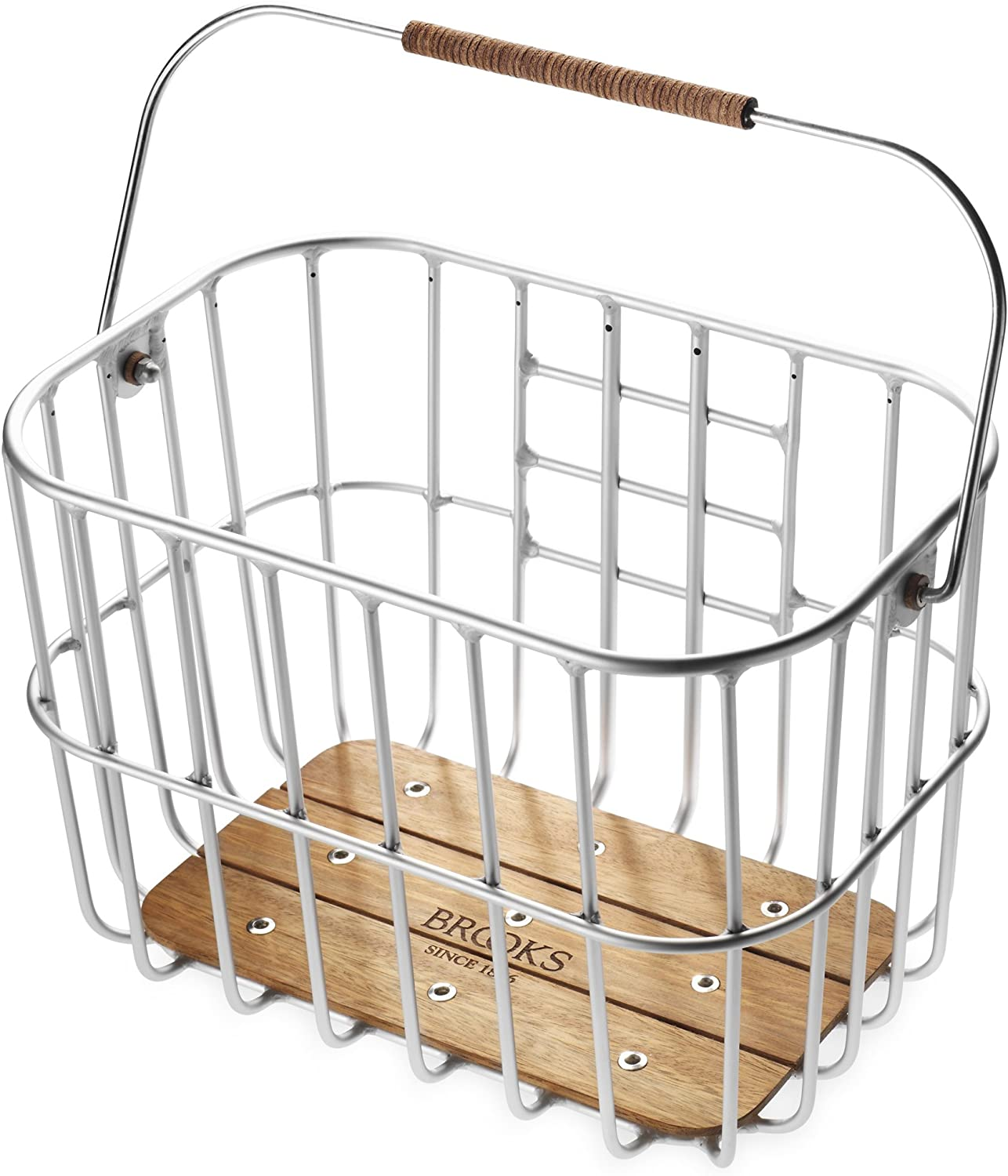 Image of Brooks Hoxton Wire Front Bicycle Basket