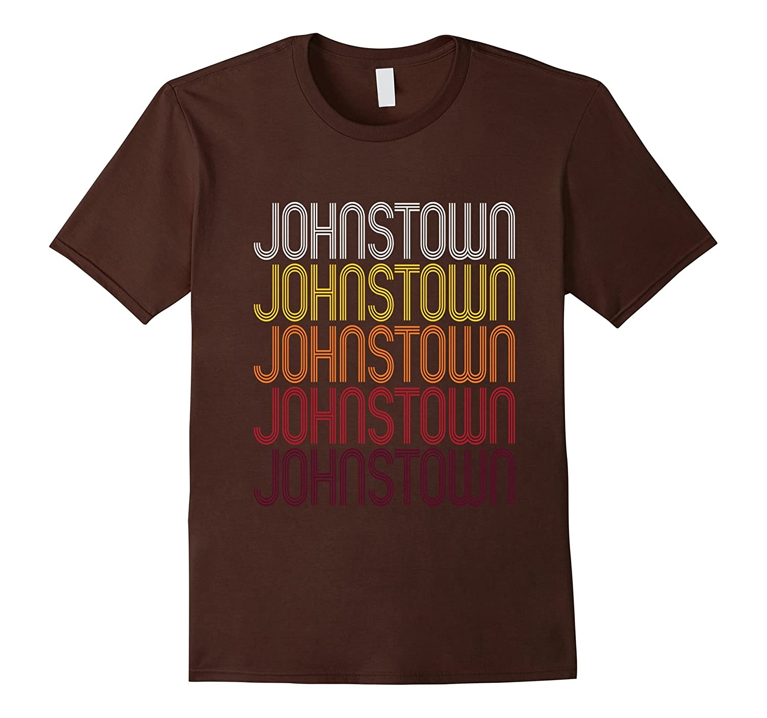 Johnstown PA  Vintage Style Pennsylvania T-shirt-TH